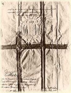 Werner von Siemens erhält sein erstes preußisches Patent für ein galvanisches Verfahren zur Vergoldung und Versilberung.