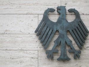 Der Bundesadler (c) Initiative Echte Soziale Marktwirtschaft IESM  / pixelio.de