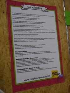Beschreibung von Saúde Criance