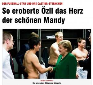 Mandy klingt besser als Angela - zumindest aus Sicht der Bild.