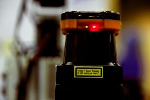 ... und auf dem Roboter zum Einsatz kommen. ...