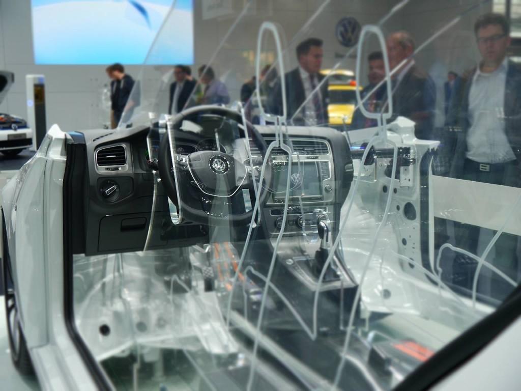 Sieht so das Auto der Zukunft aus?