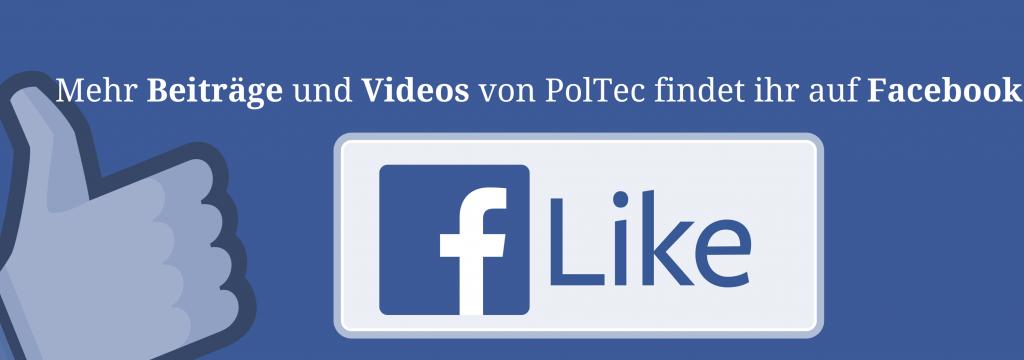 Mehr Beitrage und Videos von PolTec findet ihr auf Facebook(2)